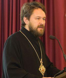 il metropolita di Volokolamsk ILARION